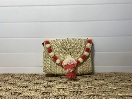 Pochette LOVELY terracotta